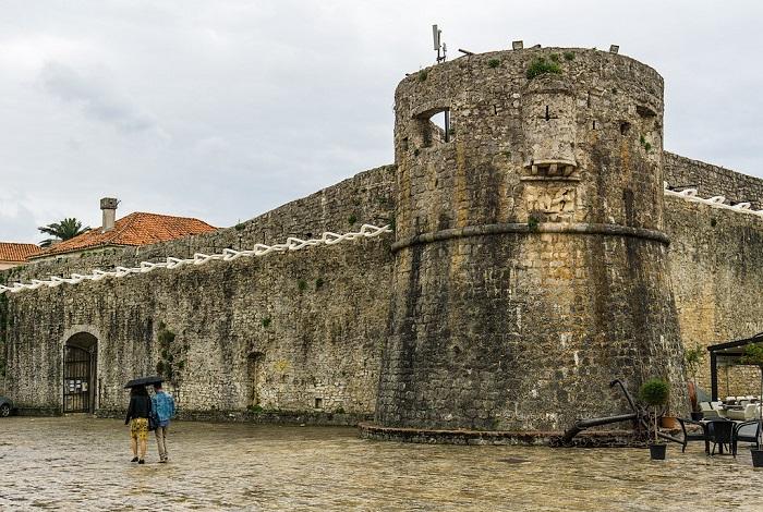 будва Старинная крепость