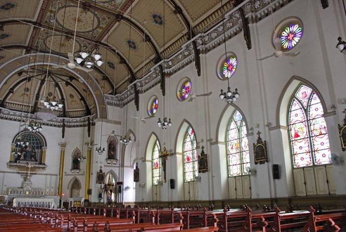 Церковь Святой Розарии