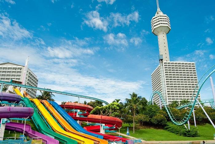 Башня Pattaya Park