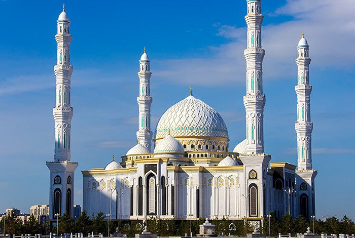 Мечеть Хазрет-Султан