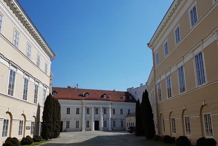 Дворец Ходкевичей