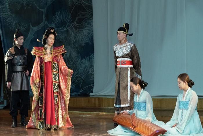 Корейский театр музыкальной комедии