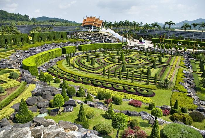 Тропический сад «Nong Nooch»