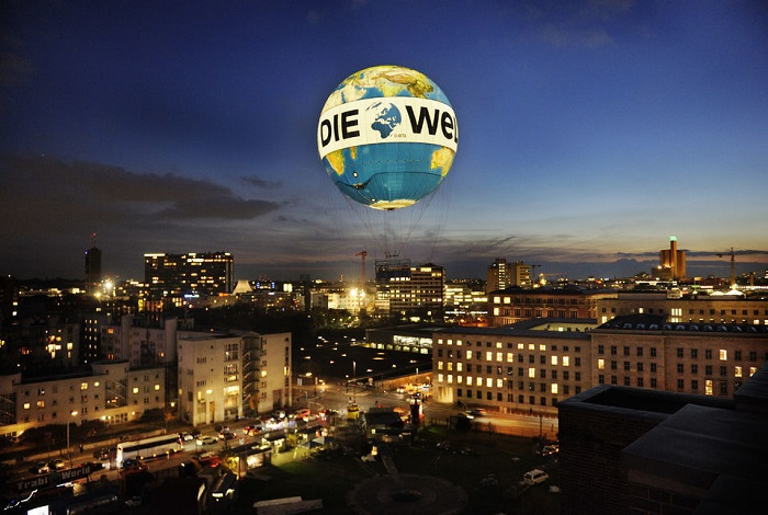 воздушный шар Berliner Weltballon
