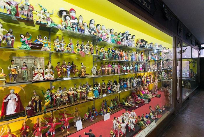 Фабрика-музей кукол