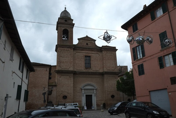 Церковь Святой непорочной Марии