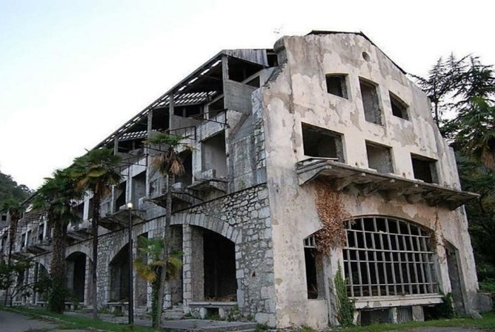 Крепость Абаата (Гагра)