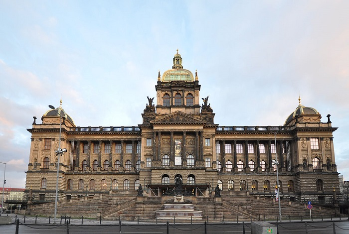 Национальный музей Праги