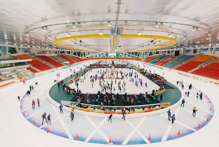 Ледовый дворец Алау