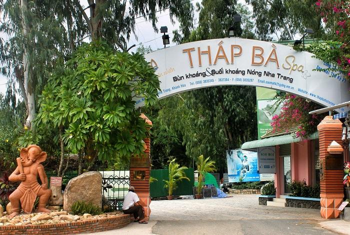 Грязевые источники Тхап Ба