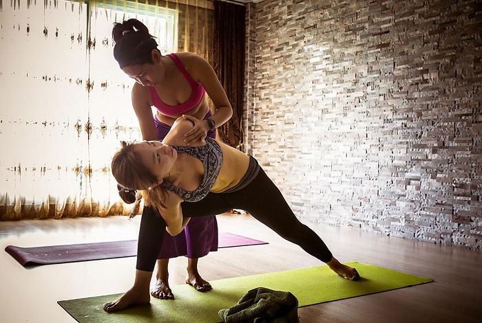 Студия Balaji Yoga