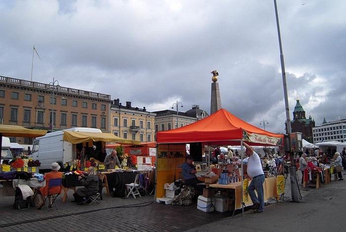 Кауппатори (Старая торговая площадь)