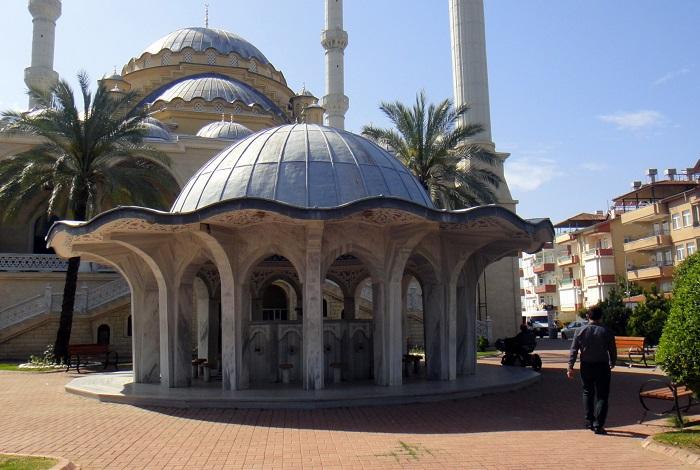 Мечеть Манавгат