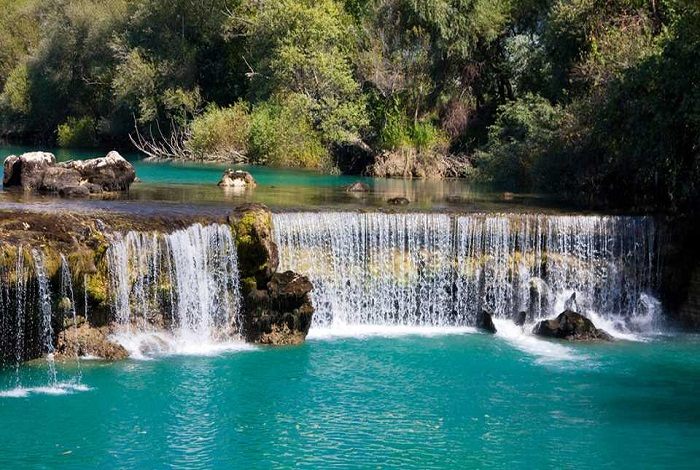 Парк «Водопад Манавгат»