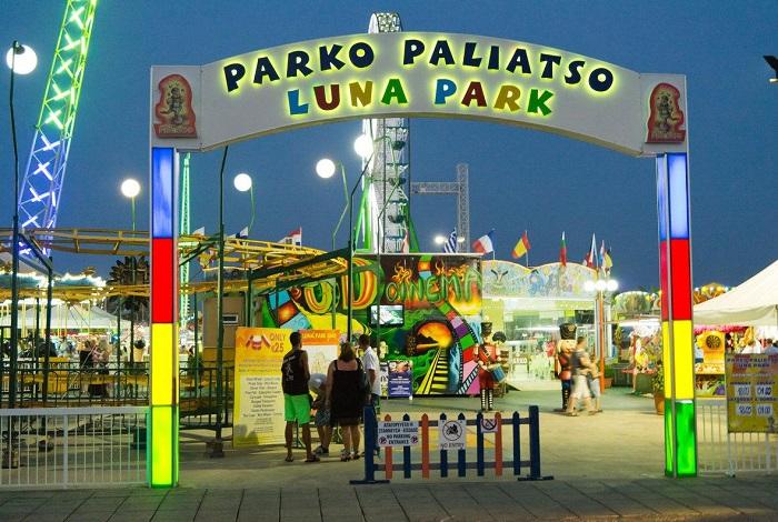 Луна-парк «Палиатсо»