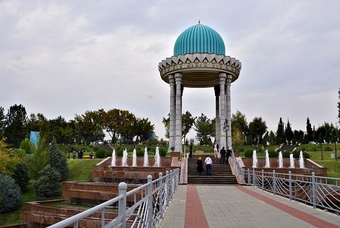 Мемориальный комплекс «Шахидлар хотираси»