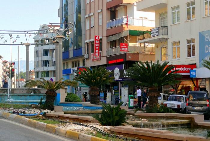 Улица Ибрагим Созгена
