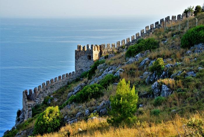Крепость «Калеси»