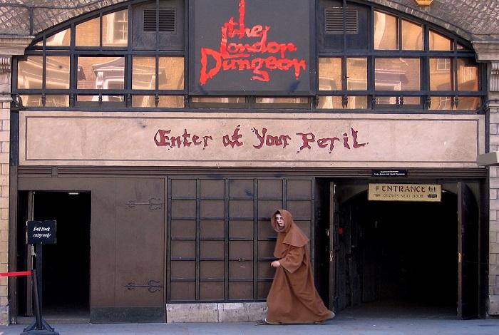 London Dungeon — музей ужасов в Лондоне