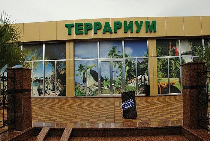 Террариум-экзотариум «Мир джунглей»