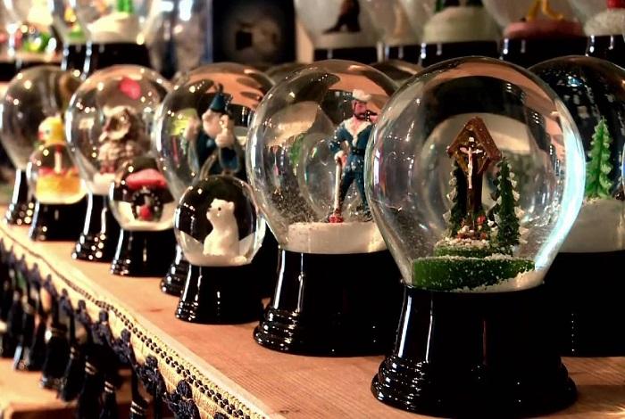 Фабрика стеклянных шариков