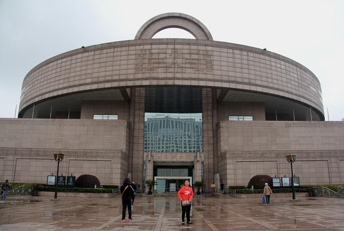 Музей истории Шанхая