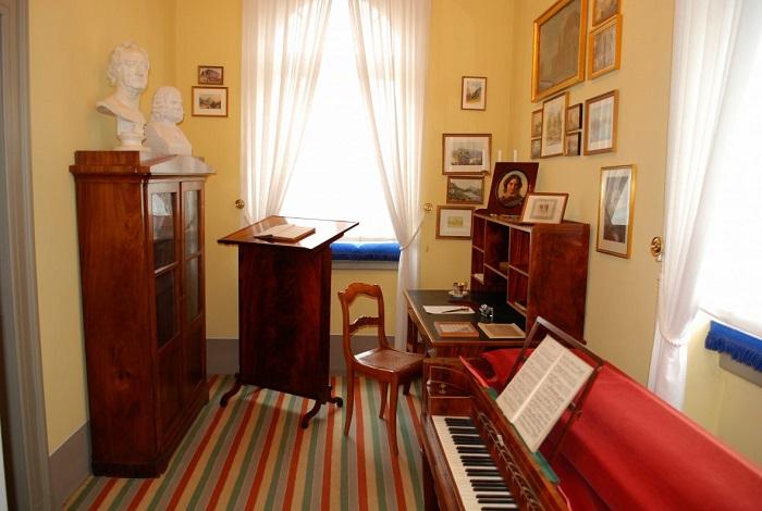 Дом-музей Мендельсона