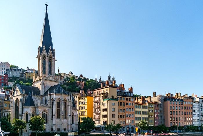 Церковь Сен-Жорж