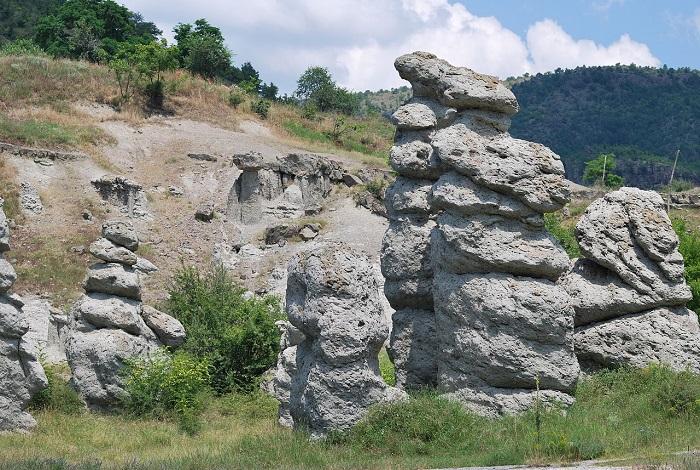 Каменный город Куклица