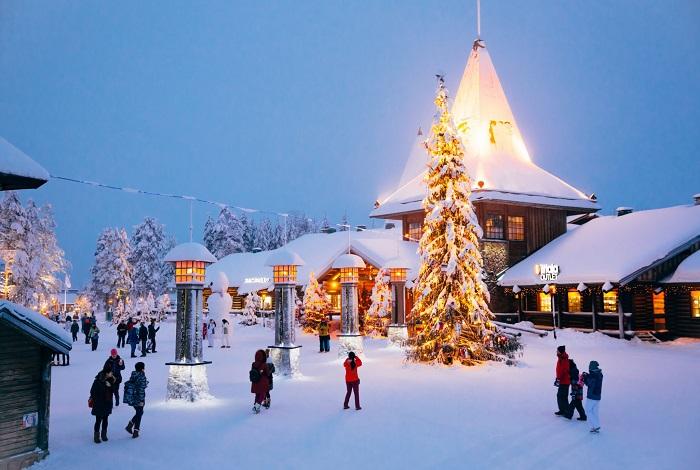 Дом Санта-Клауса