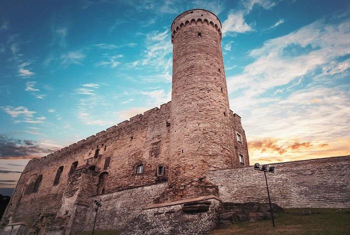 Длинный Герман – башня замка Тоомпеа