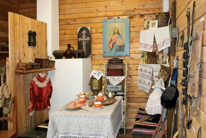 Краеведческий музей им. Н.М. Ревякина