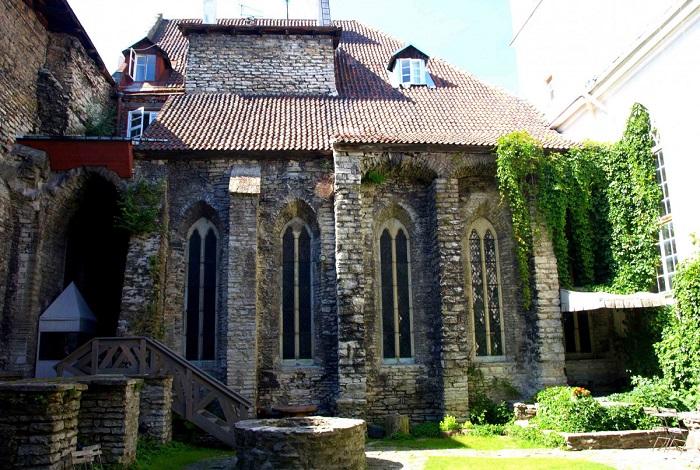 Доминиканский монастырь Святой Катарины