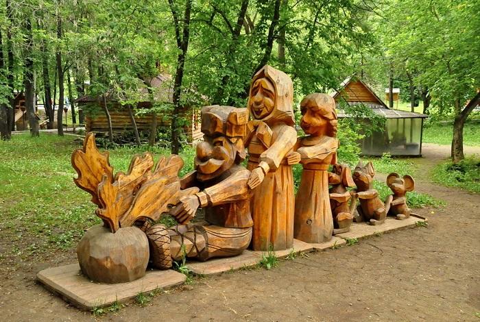 Этнопарк «Деревня Ермака»