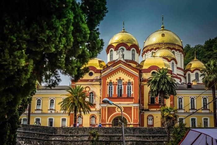 Ново-Афонский Симоно-Кананитский мужской монастырь