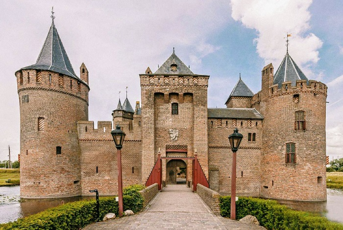 Замок Мёйдерслот