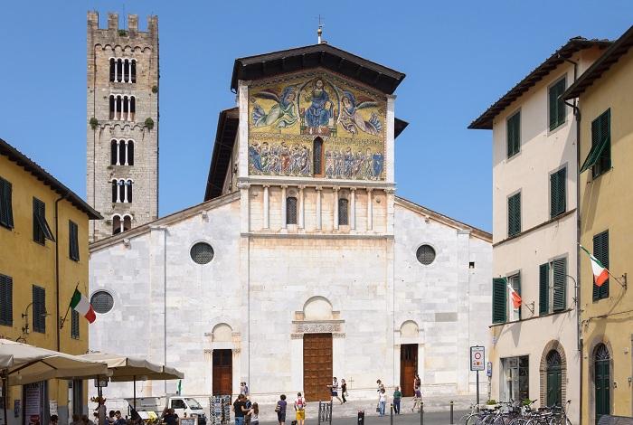Базилика Святого Фридиана