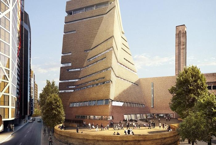Галерея «Tate Modern»