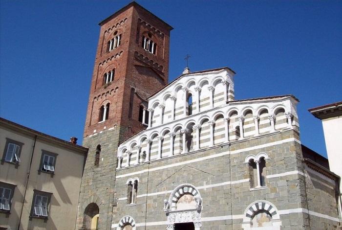 Церковь Сан-Пьетро-Сомальди