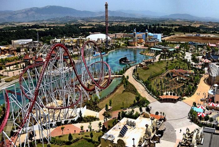 Развлекательный парк Zoomarine
