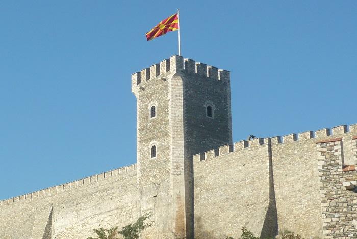 Крепость Скопье (Кале)
