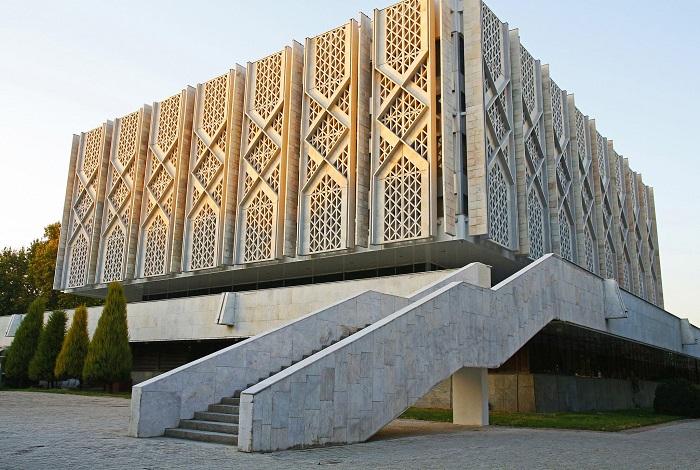 Музей истории Узбекистана