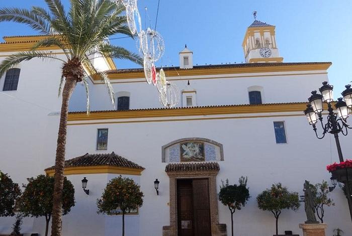 Церковь святой Марии Энкарнасьон