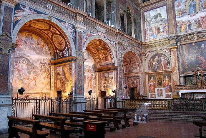 Церковь Сан-Маурицио