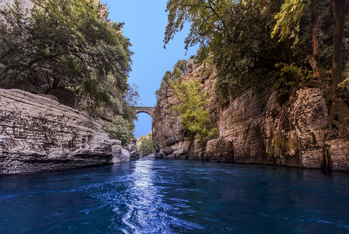 Национальный парк «Кёпрюлю каньон»