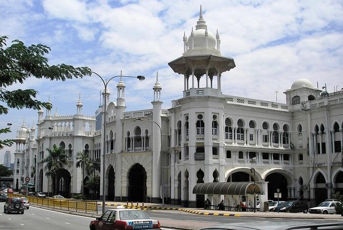 Железнодорожный вокзал Куала-Лумпур
