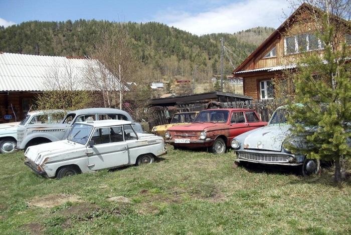 Музей ретро-парк семьи Осиповых