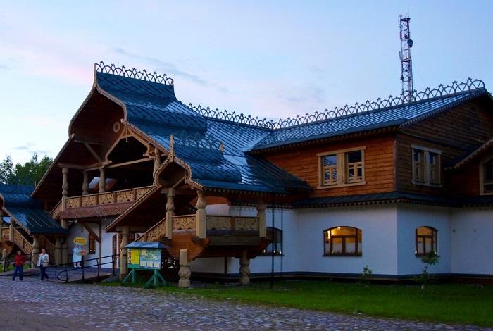 Кружевной дом