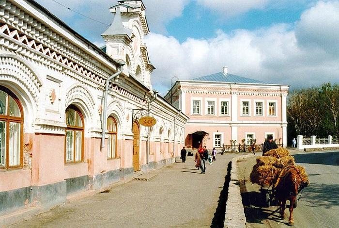 Кунгурский историко-архитектурный музей
