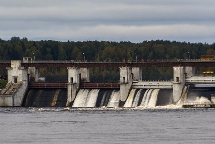 Нижне-Свирская ГЭС
